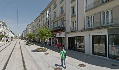 Local commercial Brest 120 m2