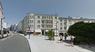 Brest local commercial 49m2