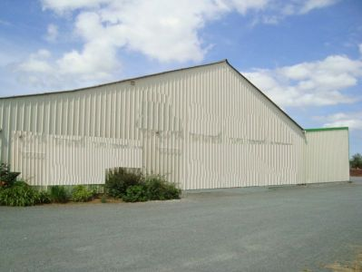 Local commercial Bodilis 170 m2
