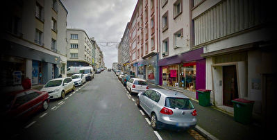 Local commercial Brest 65 m2