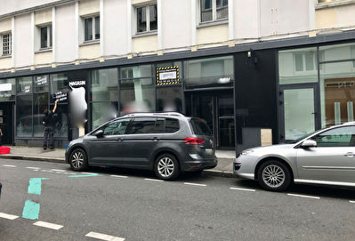 Local commercial Brest 180m2