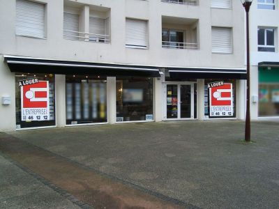 bureau / local professionnel  ou commercial - Brest  - 105 m2