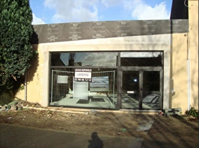 Local commercial Guipavas 81 m2