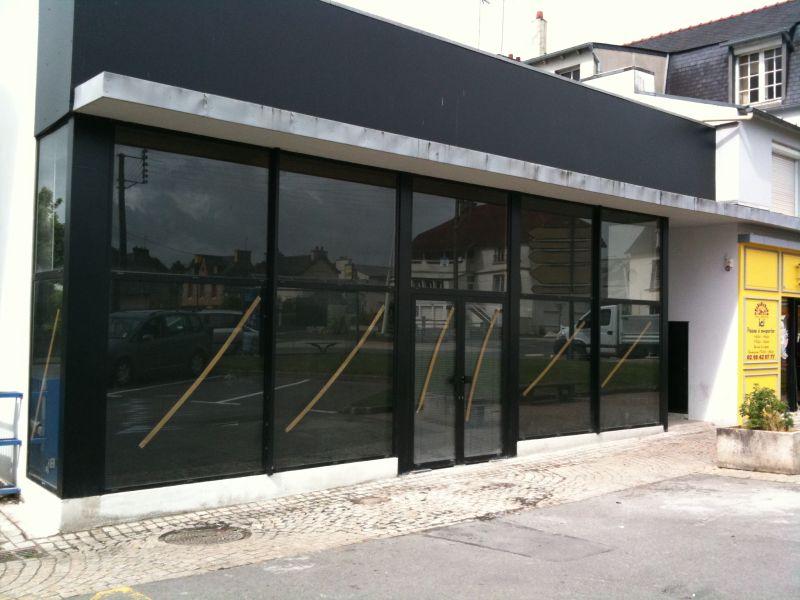 Local commercial Landerneau 60 m2