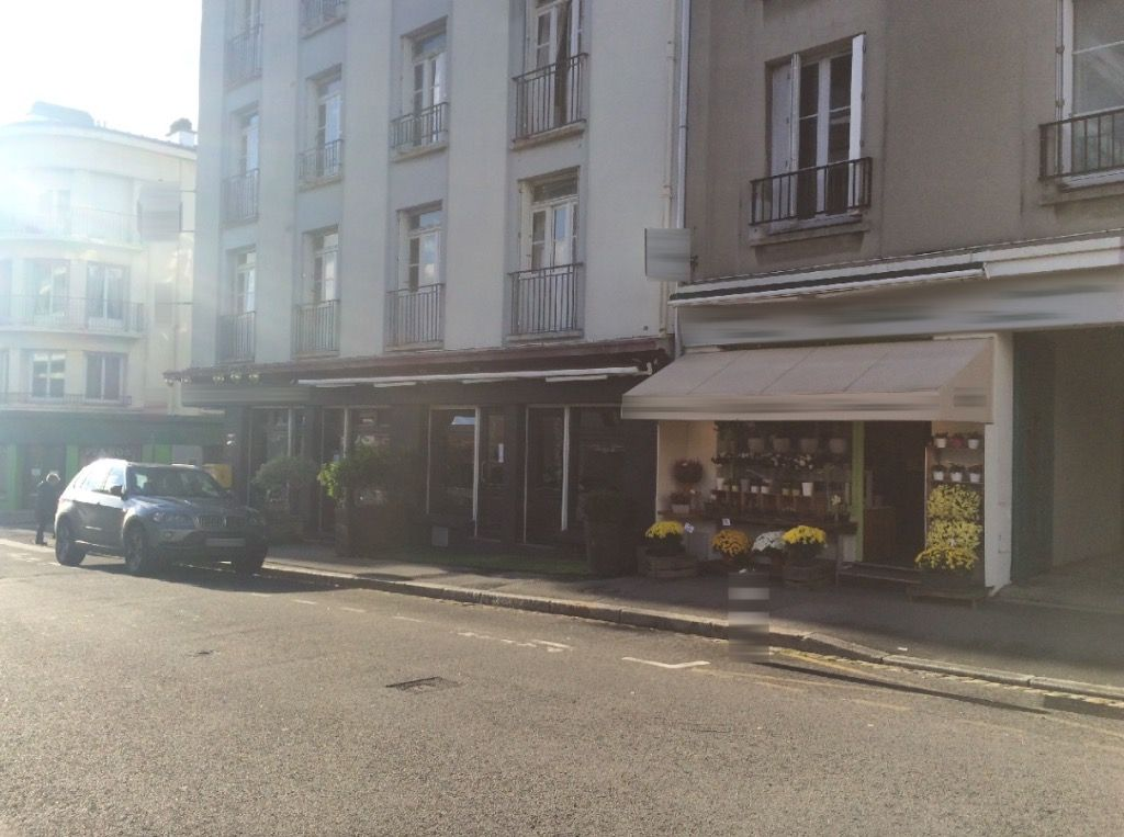 Local commercial Brest 25 m2