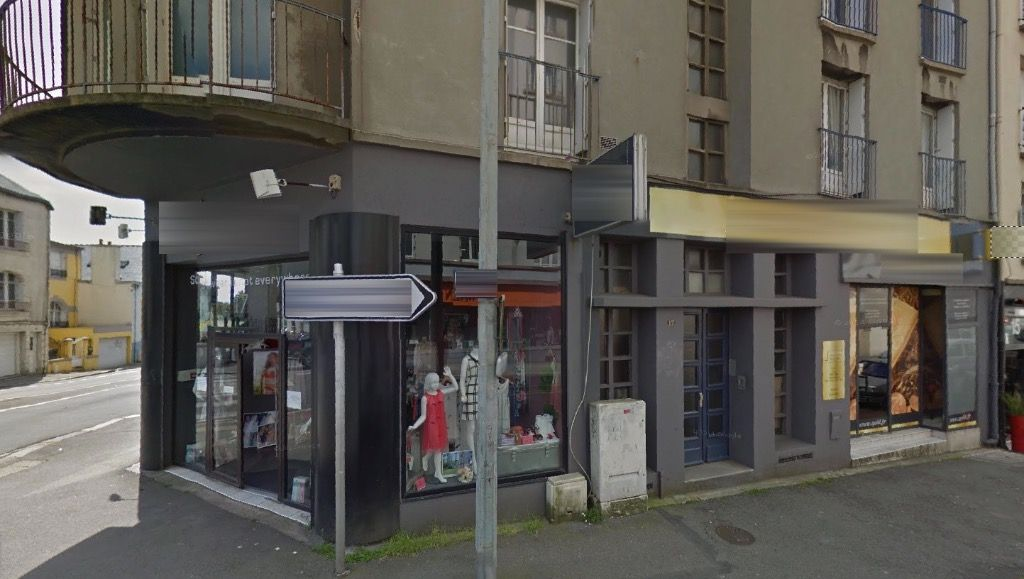 Local commercial Brest 53 m2