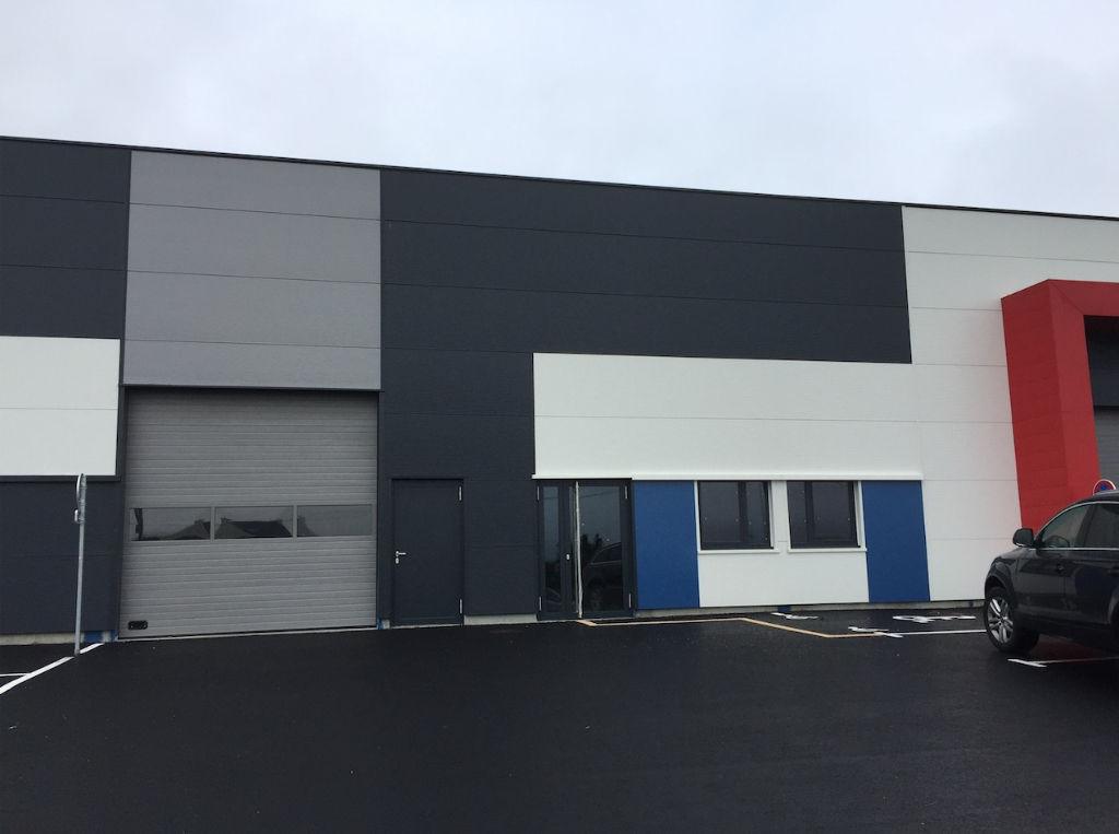 Entrepôt / local industriel Guipavas 320 m2