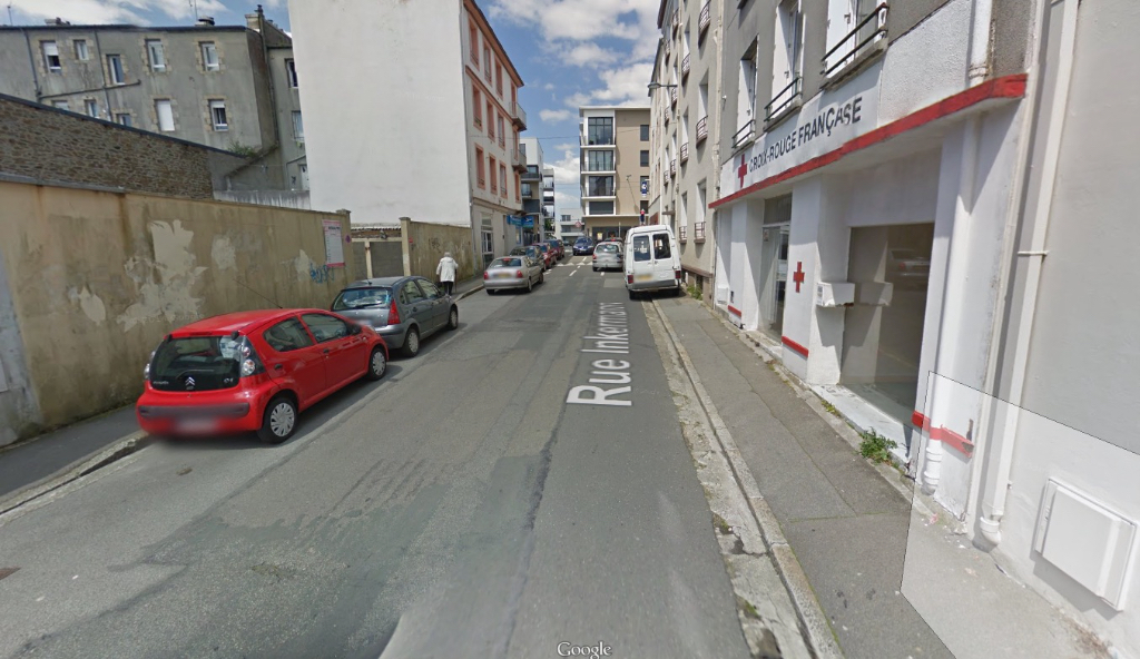 Local commercial Brest 4 pièce(s)
