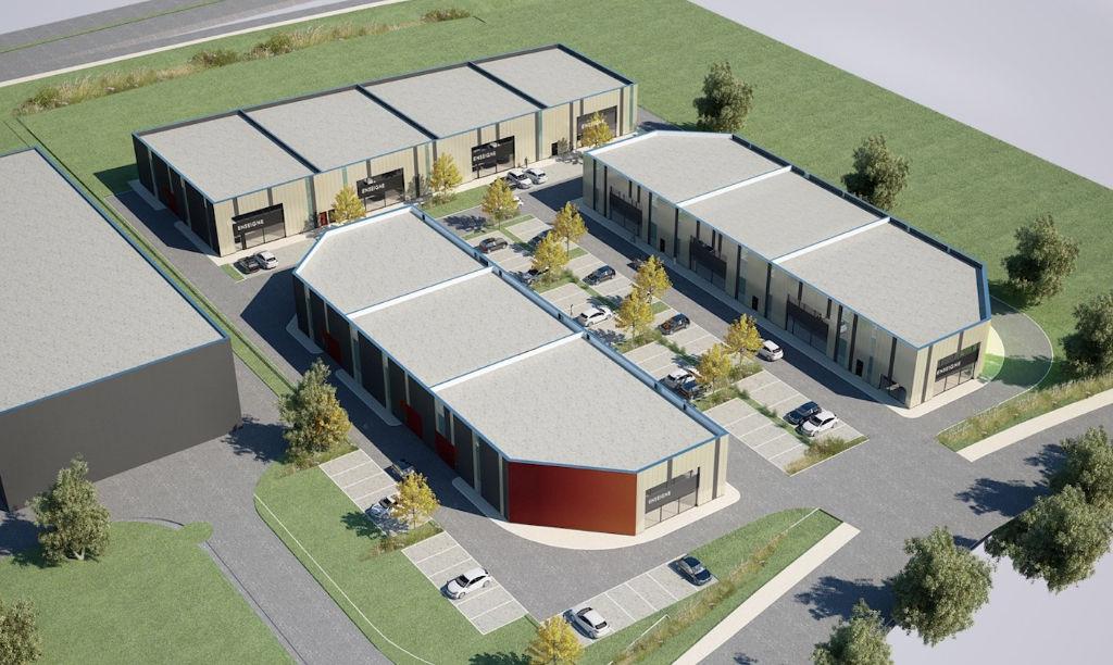 Entrepôt / local industriel Guipavas 2340 m2