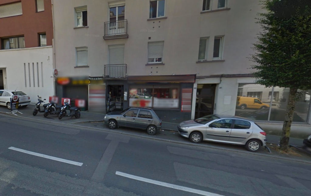 Local commercial Brest 90m2