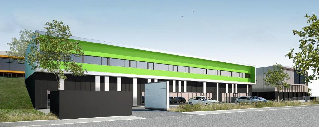 Bureaux Brest 455 m2