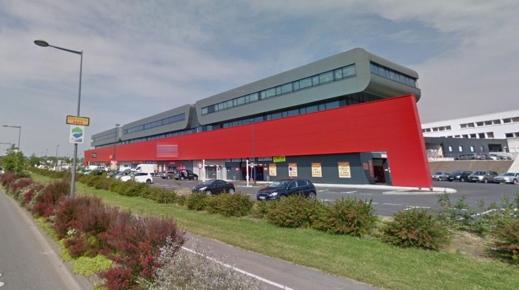 Bureaux Brest 2406 m2