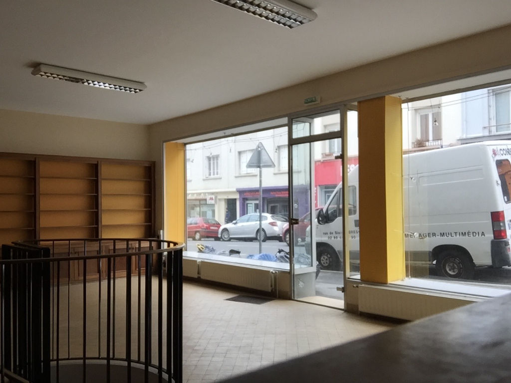Local commercial Brest 3 pièce(s) 103 m2