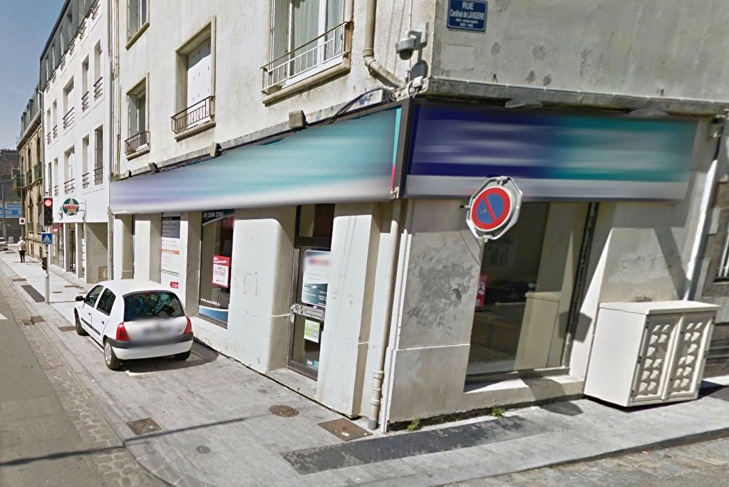 Local commercial Brest 66 m2