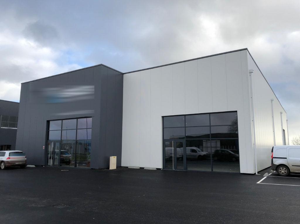 Entrepôt / local industriel Gouesnou 220 m2