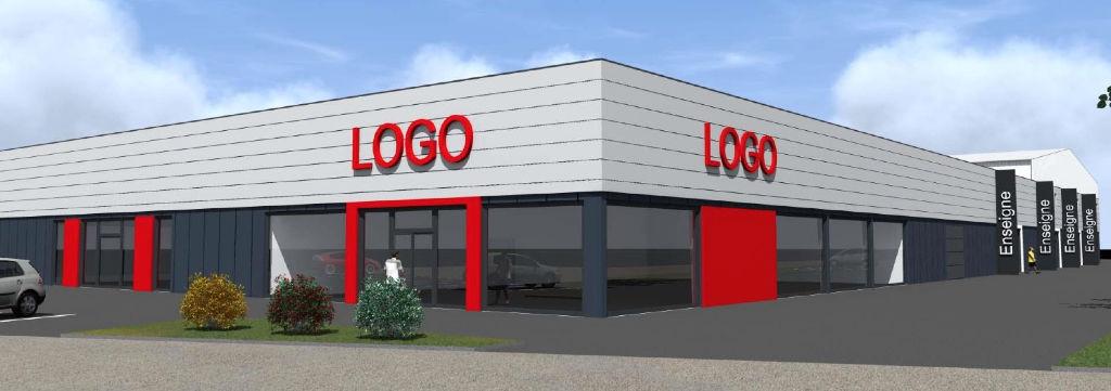Entrepôt / local industriel Gouesnou 233 m2