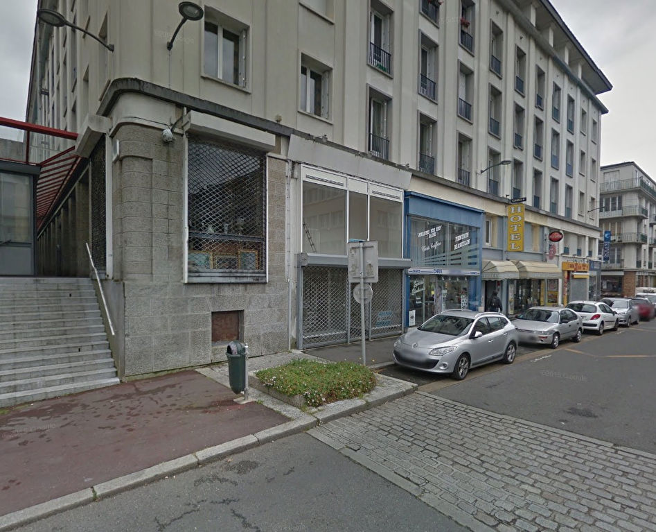 Local commercial Brest 40 m2