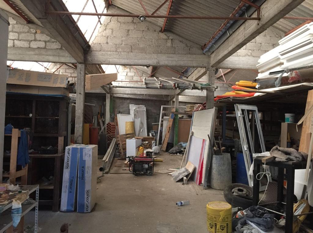 Entrepôt / local industriel Brest 400 m2