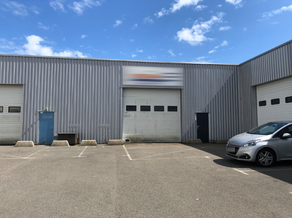 Entrepôt / local industriel Brest 320 m2