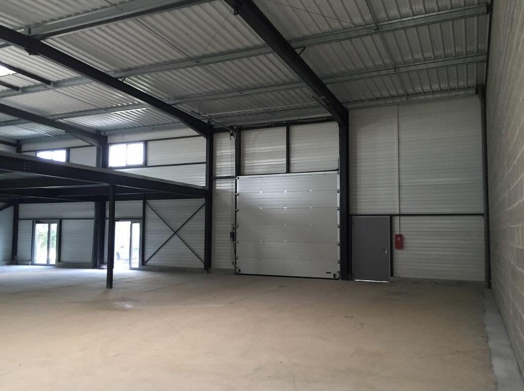 Entrepôt / local industriel Plabennec 515 m2