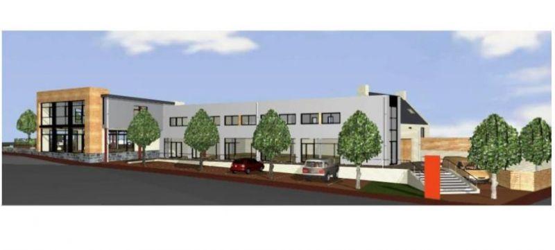 Bureaux/Locaux professionnels - Landerneau 600 m2