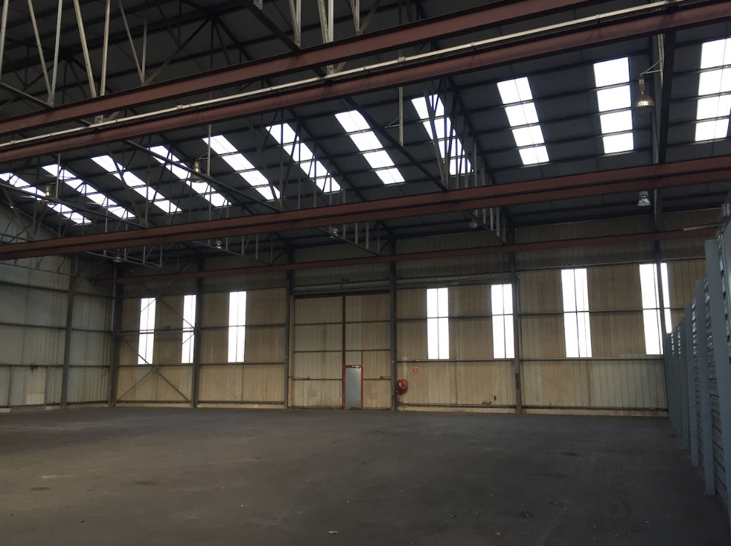 Entrepôt / local industriel Plabennec 900 m2