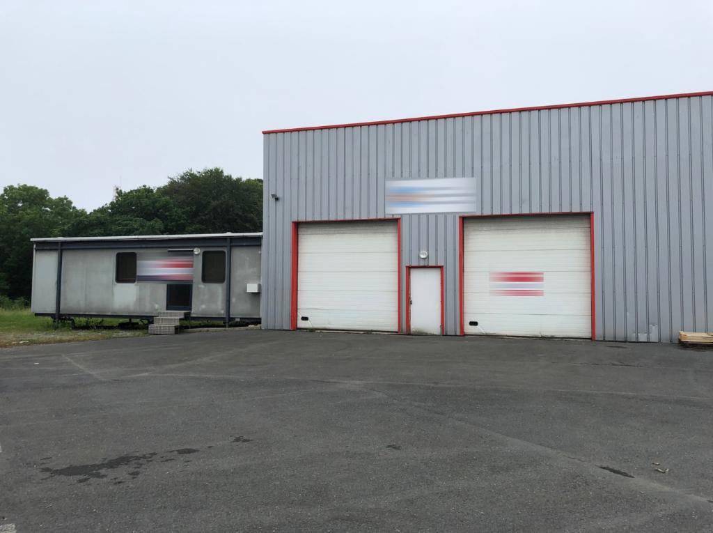 Entrepôt / local industriel Gouesnou 340 m2