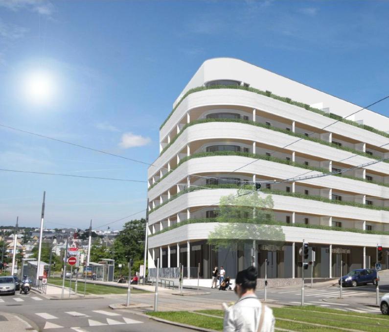 Bureaux Brest 515 m2