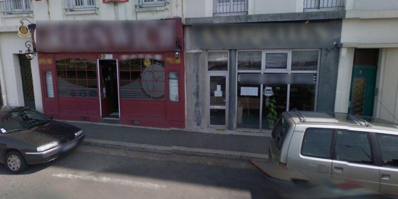Bureau / local professionnel Brest 61 m2