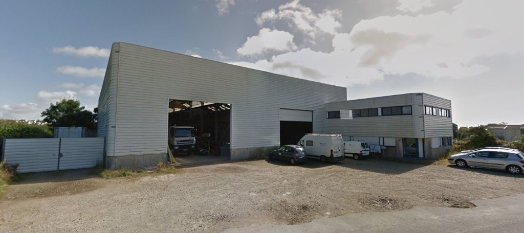 Entrepôt / local industriel Brest 1200 m2