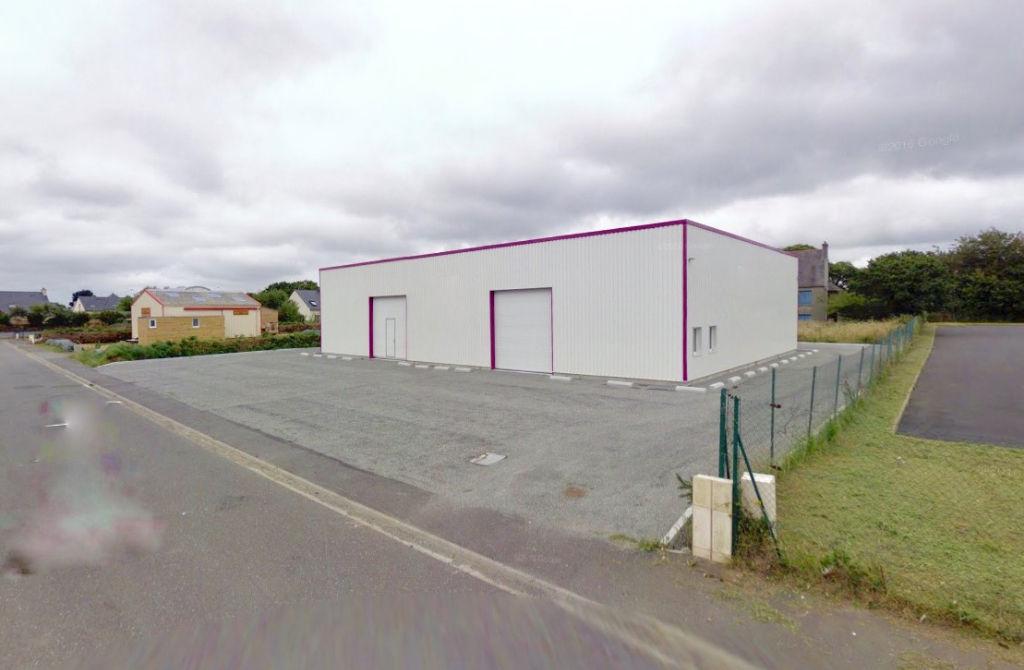 Entrepôt / local industriel Lesneven