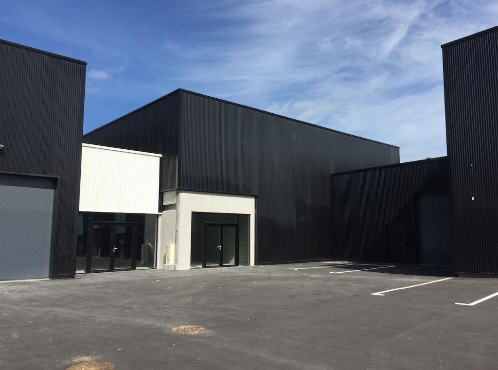 Guipavas - Entrepôt - 285 m2