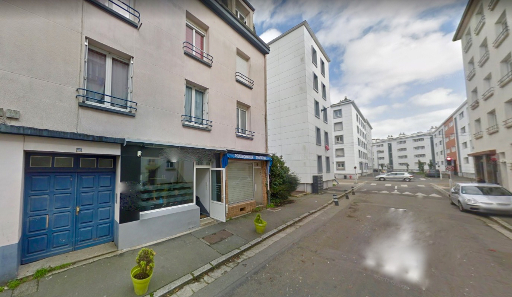Local commercial Brest 39m2