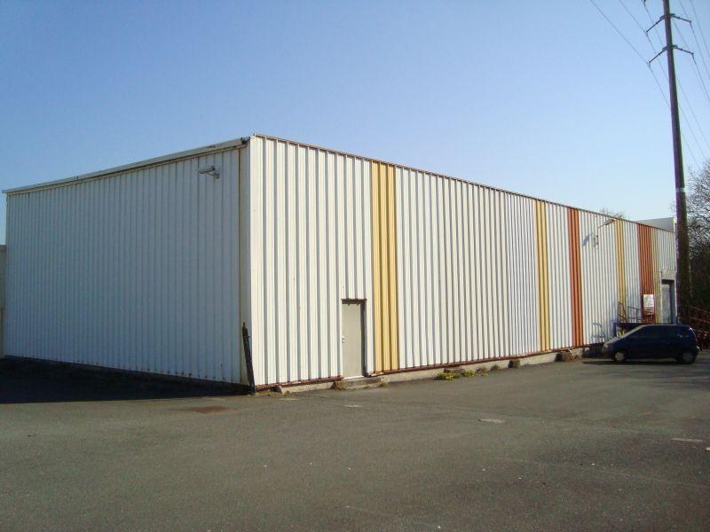 Entrepôt / local industriel Brest 1062 m2
