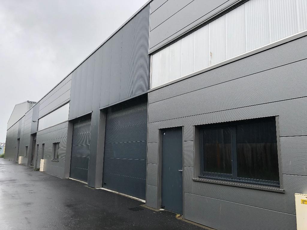 Entrepôt / local industriel Gouesnou 410,55 m2