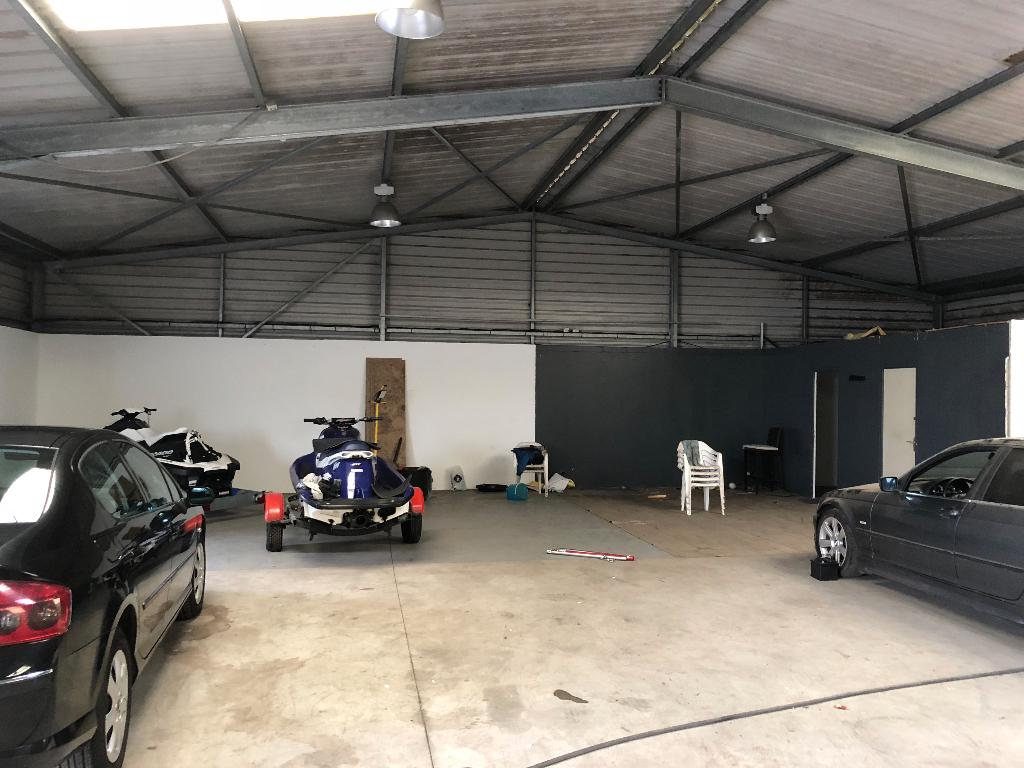 Entrepôt / local industriel Brest 385 m2