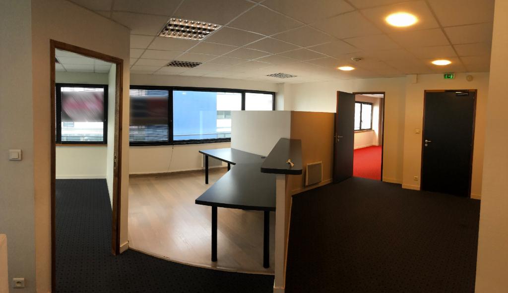 Bureaux Brest 126 m2