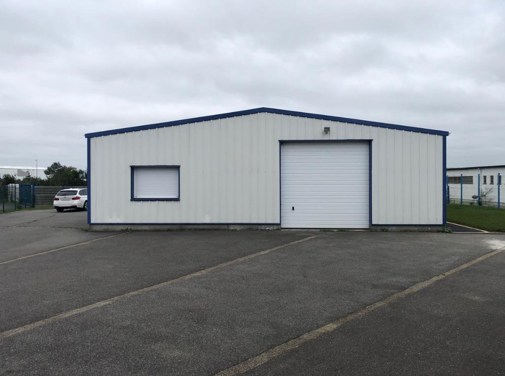 Entrepôt / local industriel Plabennec 155 m2