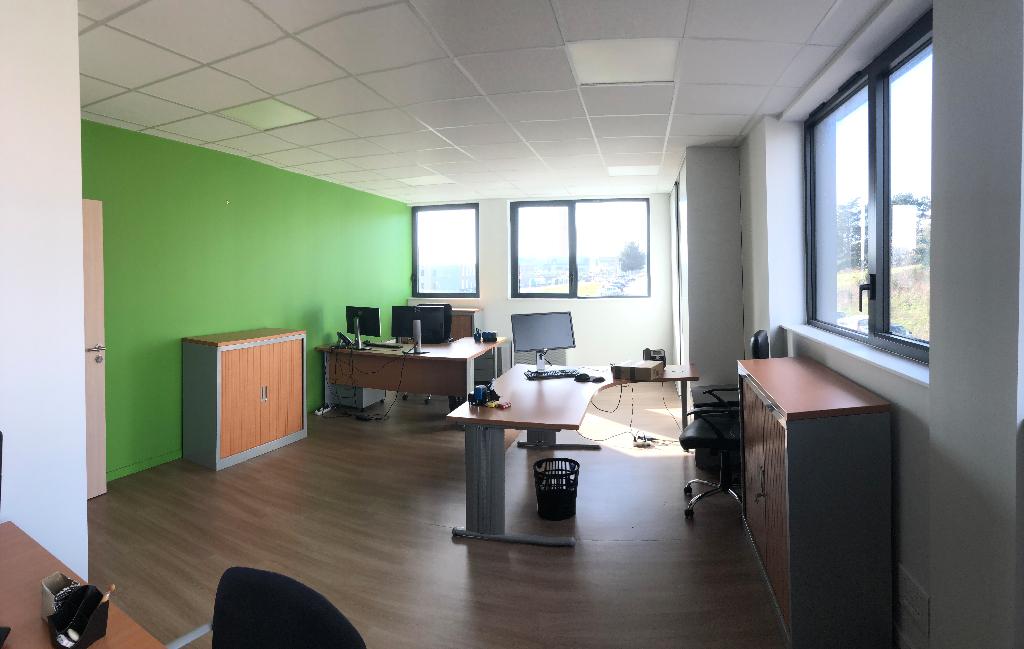 Bureaux Brest 110 m2