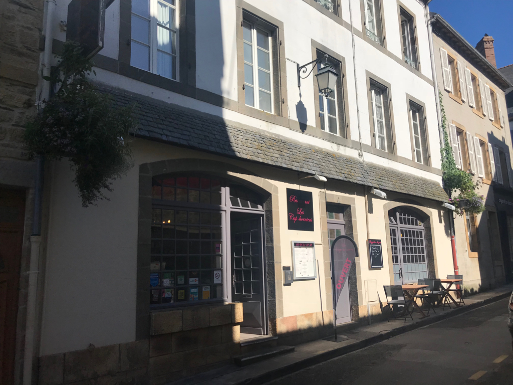 Fonds de commerce Landerneau