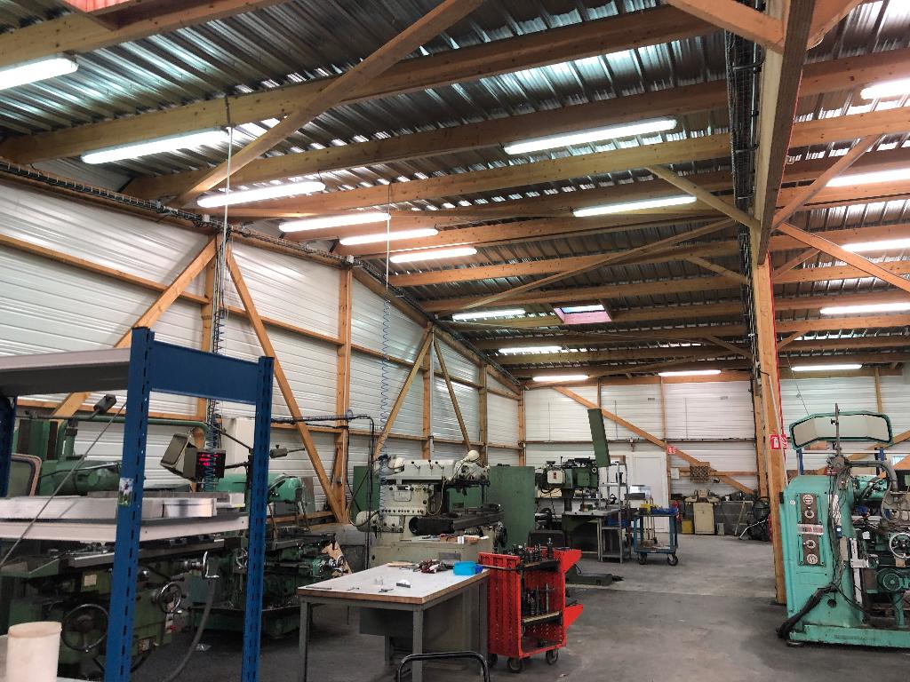 Entrepôt / local industriel Plouzane 1033 m2