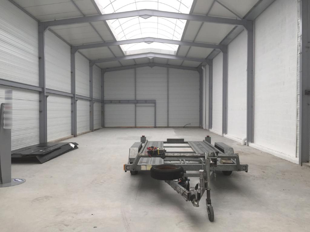 Entrepôt / local industriel Gouesnou 380 m2