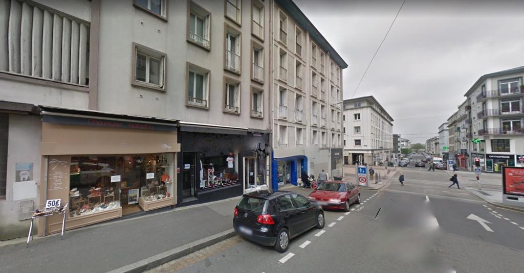 Local commercial Brest 2 pièce(s) 49 m2