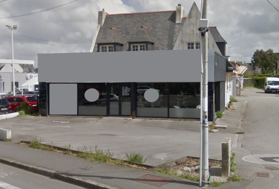 Local commercial Brest   - 230 m2