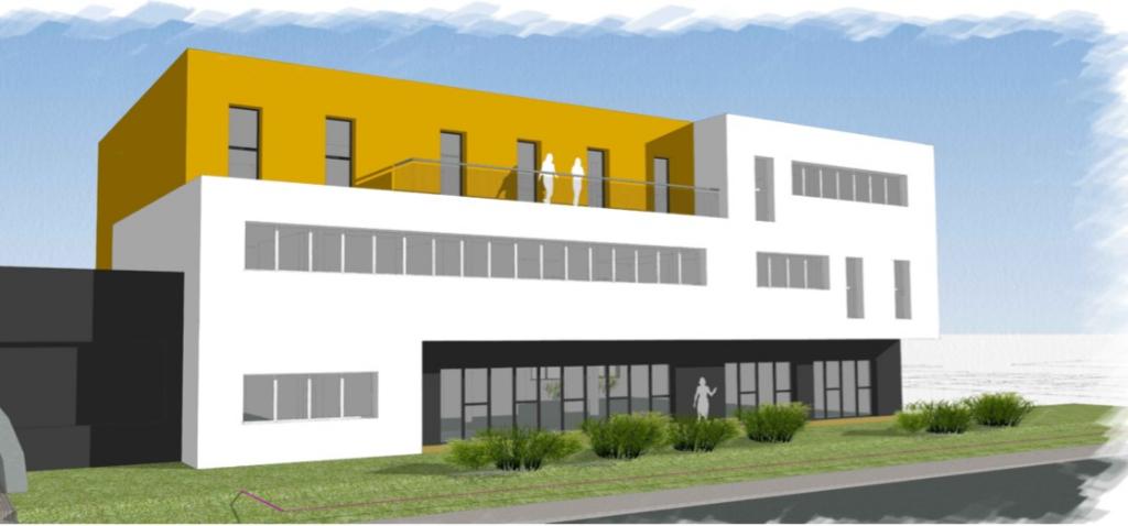 Bureaux Gouesnou 1151 m2