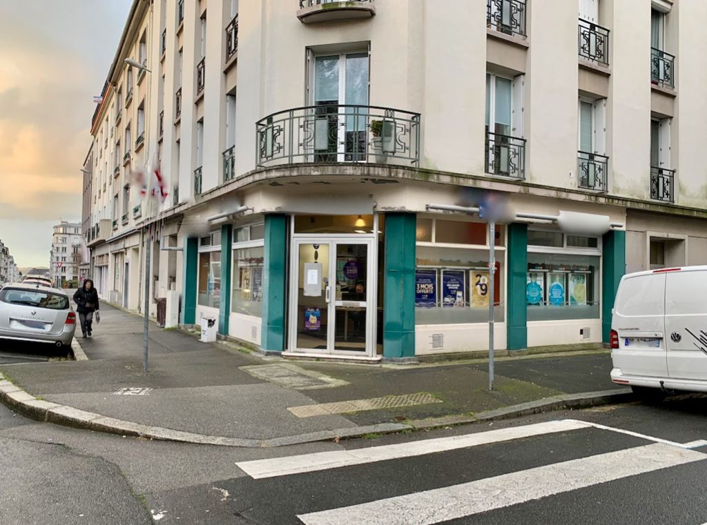 Local commercial Brest - 40 m2