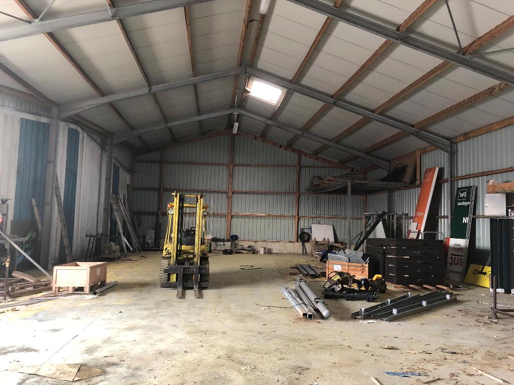 Entrepôt / local industriel Plouedern 430 m2