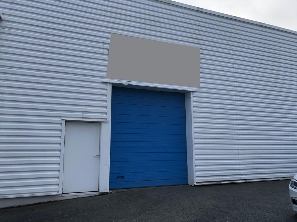 Local d'activité - atelier/stockage Brest - 300 m2