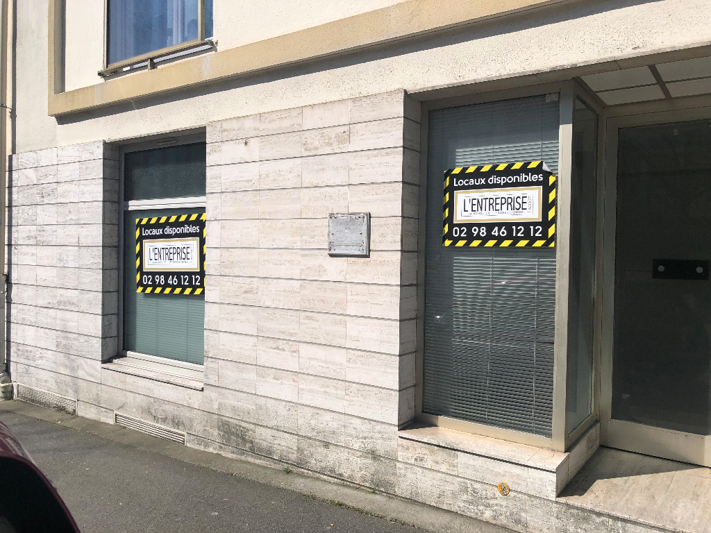 Local commercial/bureau Brest centre-ville 38,41 m2