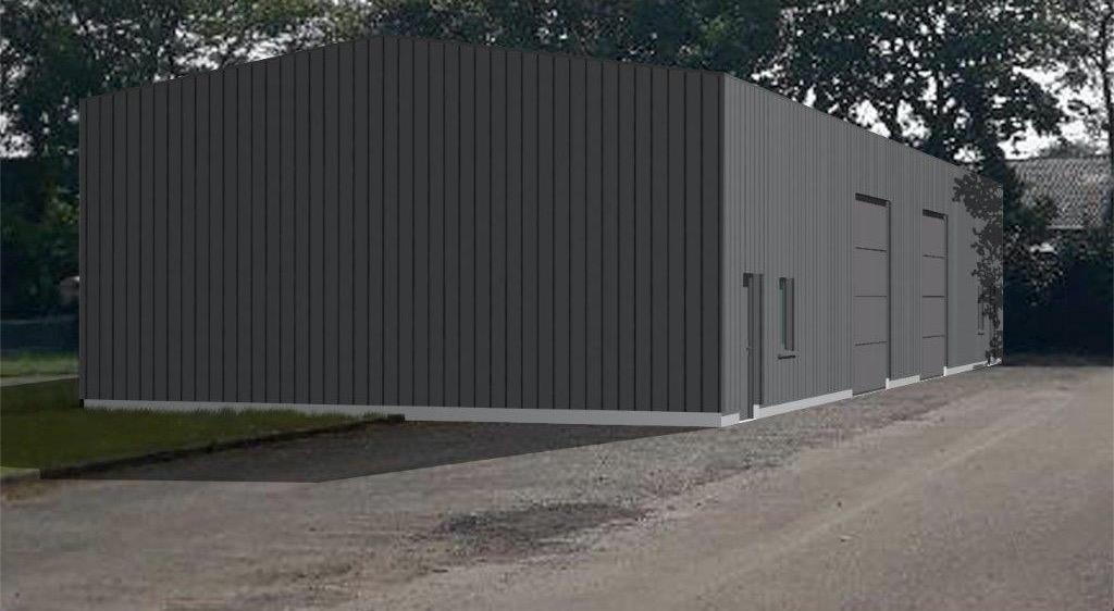 Entrepôt / local industriel Gouesnou 240 m2